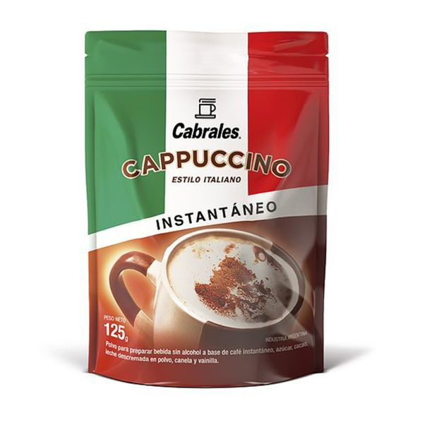 Cafe-Cappuccino-Cabrales-Doy-Pack-x-125-grs.