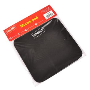 Mouse-pad-Staples-basico---Negro