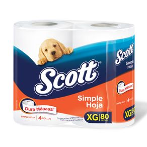 Papel-Higienico-Scott-mega-simple-hoja-80-Mts---Pack-x-4-uns.