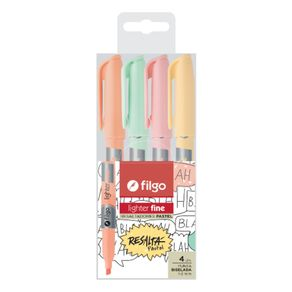 Resaltador-Filgo-lighter-fine-pastel