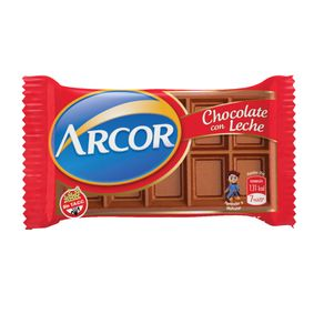 Chocolate-Arcor-con-leche-25grs---Pack-x-30-unidades