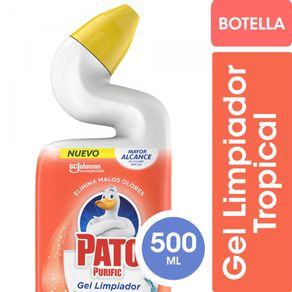 Pato-Purific-Gel-Limpiador-Tropical