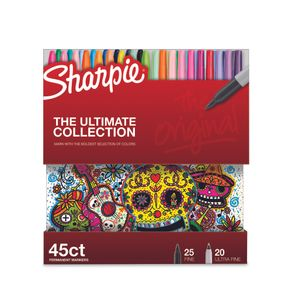 Marcadores-Sharpie-ultimate-Collection---Presentacion-caja-x-45