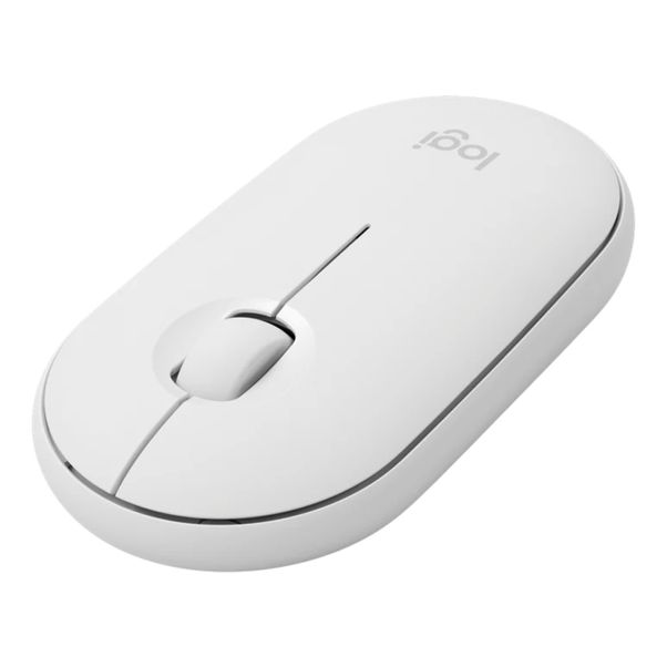 Mouse-Logitech-inalambrico-Pebble-M350---Blanco